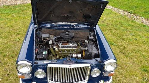 1968 Austin 1300 Vanden Plas (Auto) For Sale (picture 6 of 6)