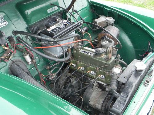 1969 Austin (morris minor )  6cwt van,  SOLD (picture 4 of 6)