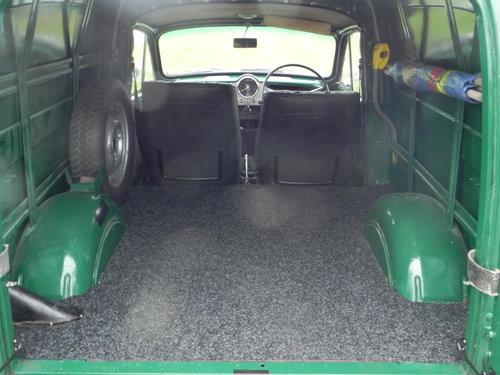 1969 Austin (morris minor )  6cwt van,  SOLD (picture 5 of 6)