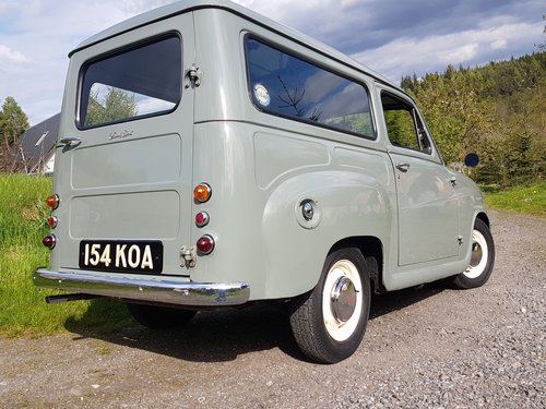 1 owner from new 1963 Austin A35 van For Sale (picture 3 of 6)