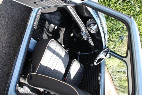 1981 Austin Mini - convertible For Sale (picture 5 of 6)