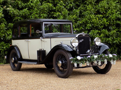 1934 Love Vintage - The little wedding car Co For Hire (picture 6 of 6)