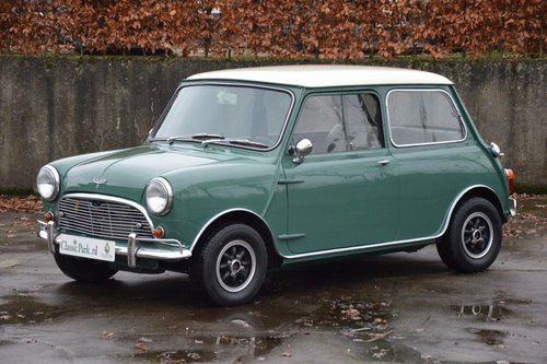1964 (1002) Austin Mini Mk I Cooper S For Sale (picture 1 of 6)