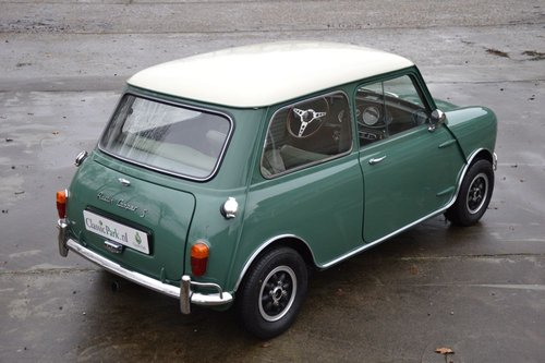 1964 (1002) Austin Mini Mk I Cooper S For Sale (picture 2 of 6)