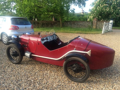 1932 Austin 7 Ulster Replica For Sale (picture 1 of 5)