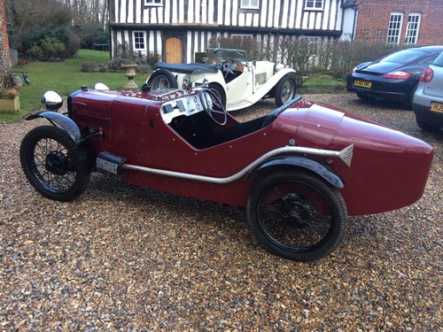 1932 Austin 7 Ulster Replica For Sale (picture 2 of 5)