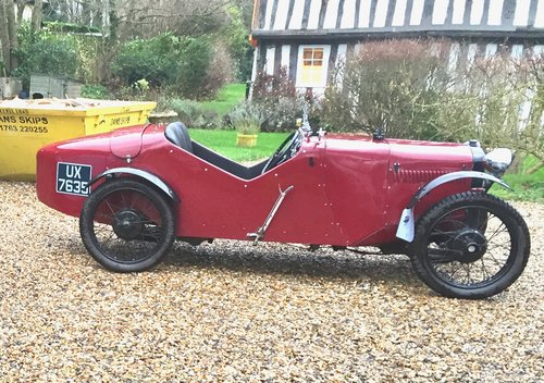 1932 Austin 7 Ulster Replica For Sale (picture 5 of 5)