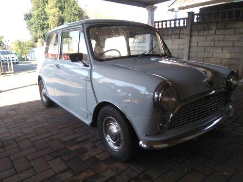 1967 Austin / Morris Mini Mk1 1000 For Sale (picture 2 of 6)