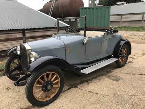 1923 Austin 12/4 two seat Tourer with dickey  SOLD (picture 5 of 5)