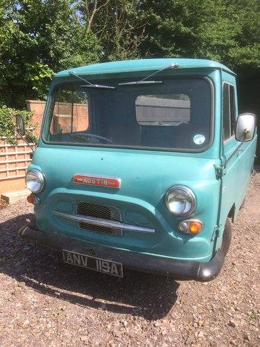 1970 Austin j4 pickup For Sale (picture 1 of 6)