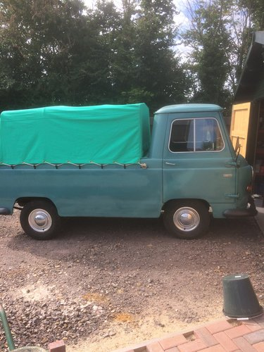 1970 Austin j4 pickup For Sale (picture 5 of 6)