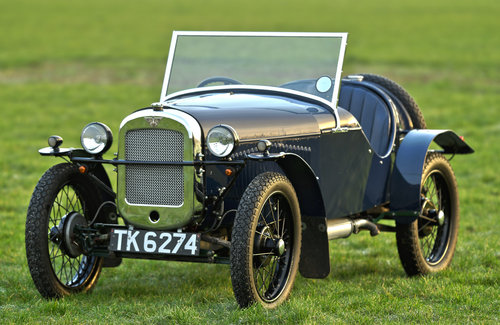 1931 Austin Seven 2 Seater Sports / Trials Car For Sale (picture 1 of 6)