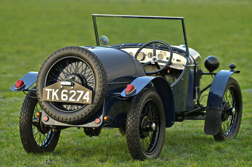 1931 Austin Seven 2 Seater Sports / Trials Car For Sale (picture 2 of 6)