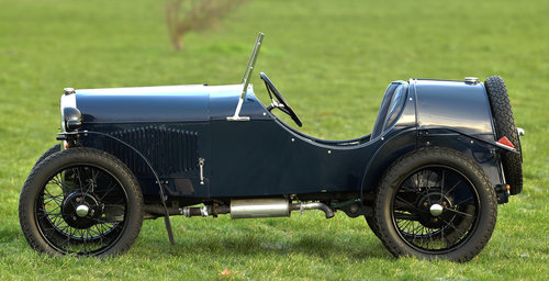 1931 Austin Seven 2 Seater Sports / Trials Car For Sale (picture 3 of 6)
