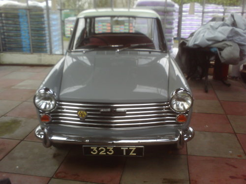 1967  A40 Farina with low miles SOLD (picture 1 of 6)