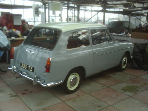 1967  A40 Farina with low miles SOLD (picture 2 of 6)