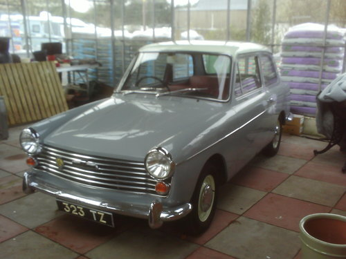 1967  A40 Farina with low miles SOLD (picture 4 of 6)