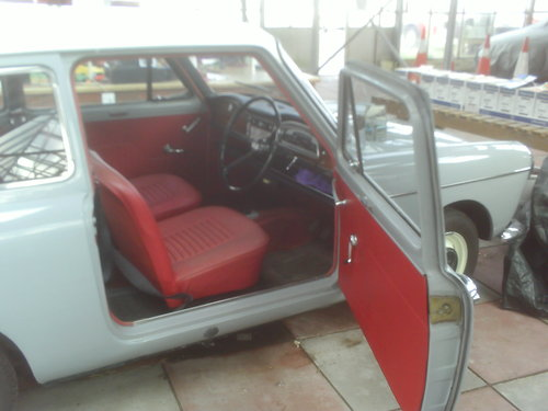 1967  A40 Farina with low miles SOLD (picture 5 of 6)