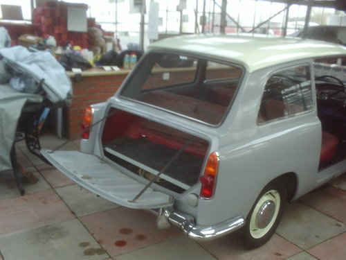1967  A40 Farina with low miles SOLD (picture 6 of 6)