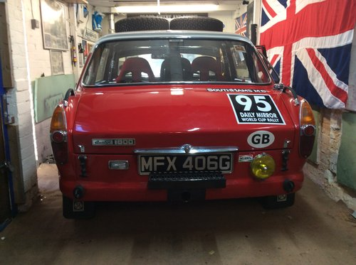 1974 Landcrab for sale ,classic rally rep London,Sydne For Sale (picture 6 of 6)