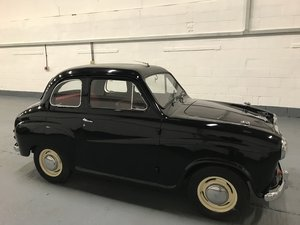 1959 Austin A35 2 Door Delux Recent Restoration Very Solid For Sale