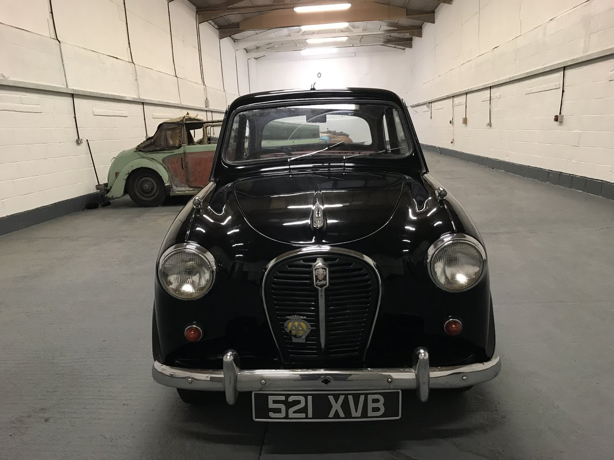 1959 Austin A35 2 Door Delux Recent Restoration Very Solid For Sale (picture 2 of 6)