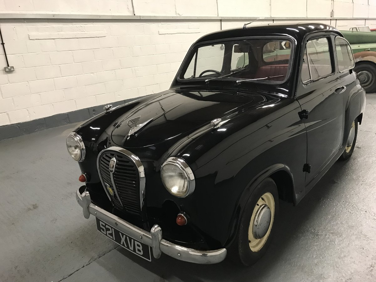 1959 Austin A35 2 Door Delux Recent Restoration Very Solid For Sale (picture 4 of 6)