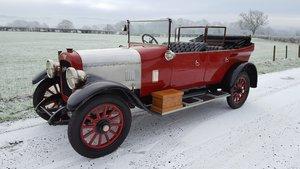 1917 Austin Twenty EXP1 Prototype: 16 Feb 2019 For Sale by Auction