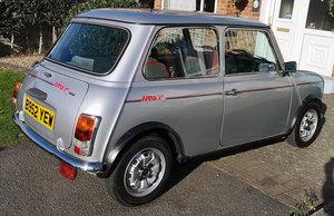 1984 Mini 25 Anniversary Model For Sale