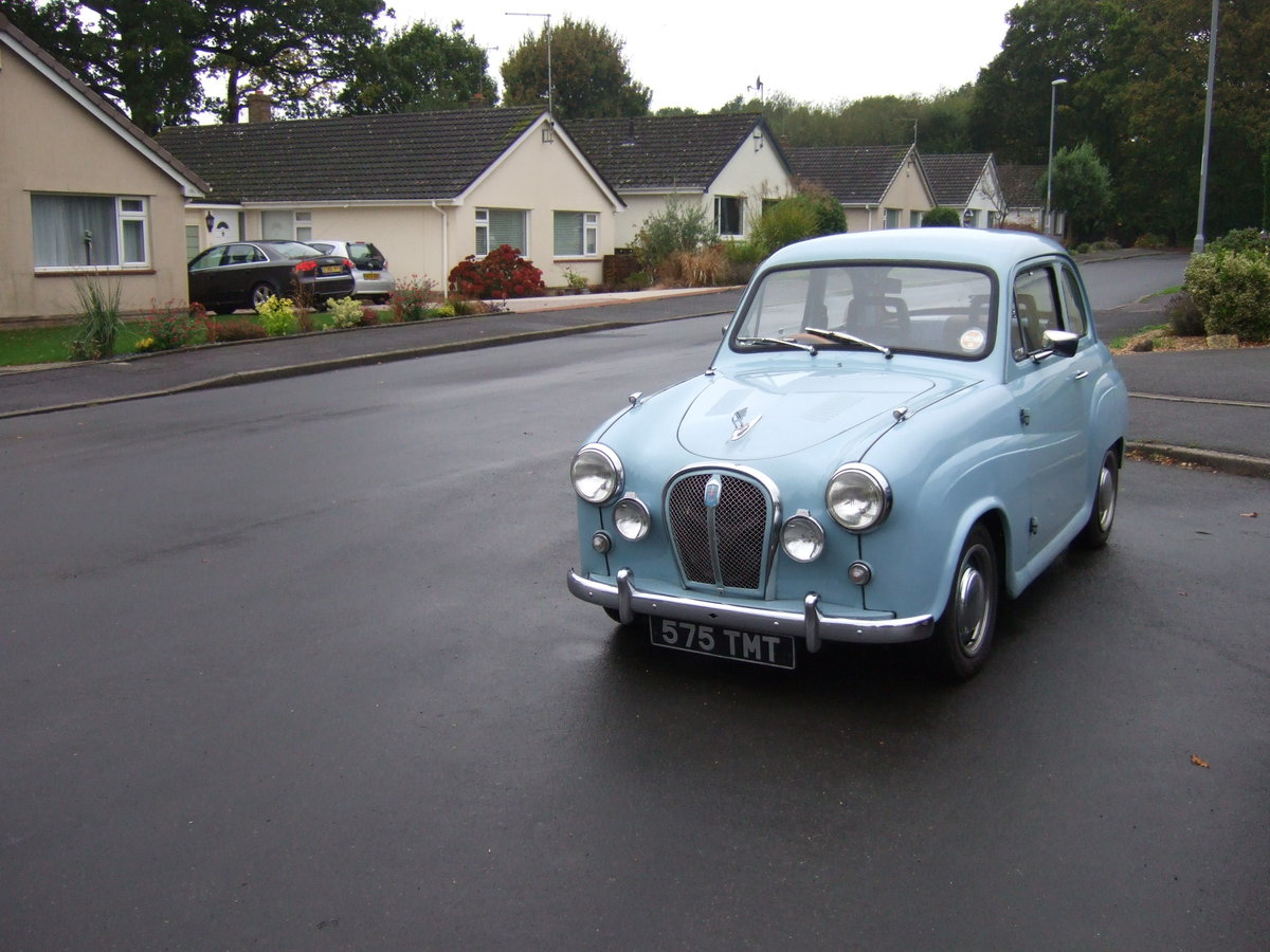 1959 Turbocharged & Intercooled Austin A35  For Sale (picture 1 of 6)