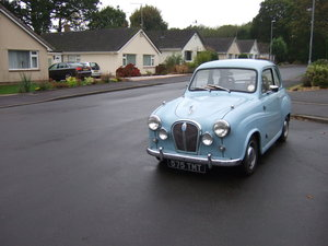 1959 Turbocharged & Intercooled Austin A35  For Sale