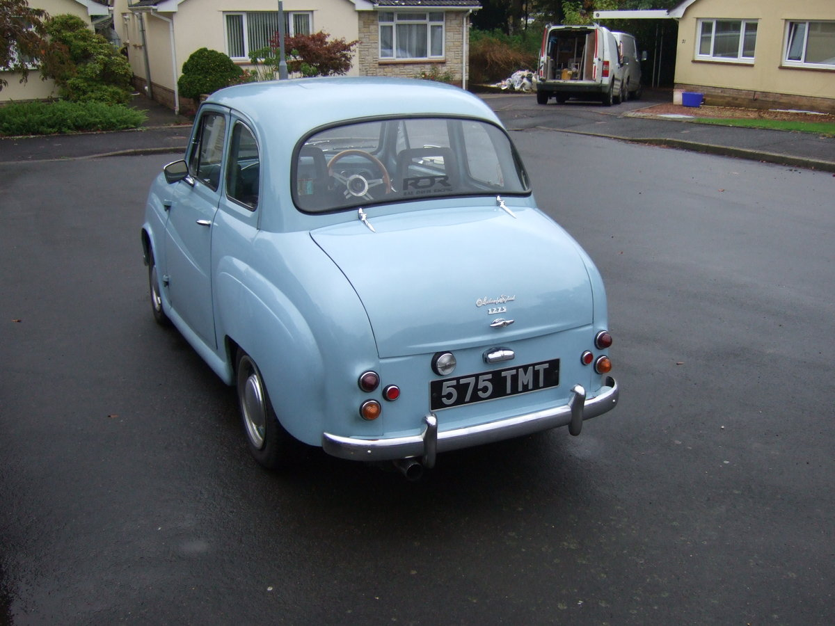 1959 Turbocharged & Intercooled Austin A35  For Sale (picture 6 of 6)