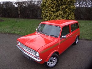 Picture of 1979 Austin Morris Mini Clubman estate SOLD