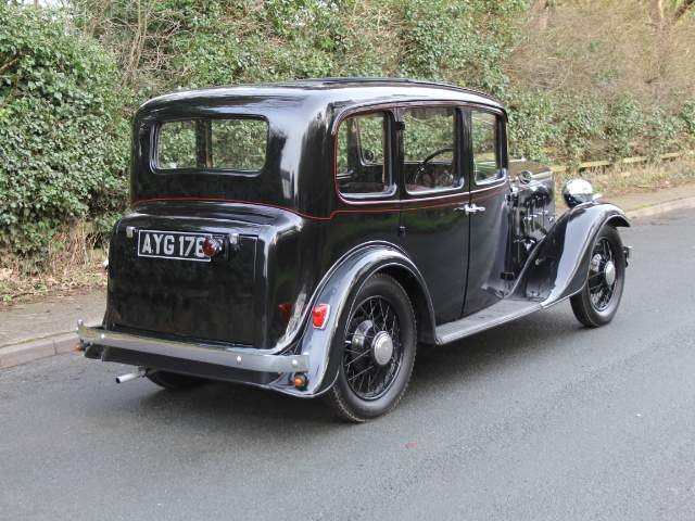 Austin Ascot 1 family owned 1936-2007,Former Concours Winner SOLD (picture 3 of 6)