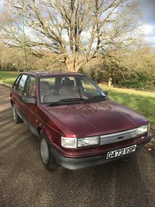 1989 Austin maestro 5 dr lx automatic.  Only 70,000 mil