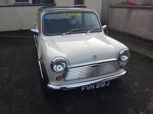 1989 Mini Mayfair  For Sale
