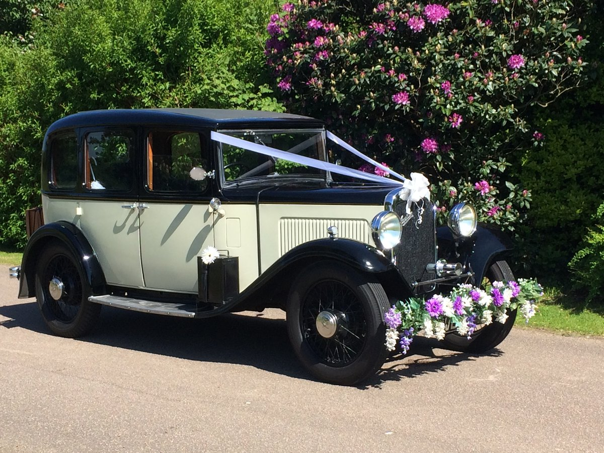 1934 Love Vintage - The little wedding car Co For Hire (picture 1 of 6)