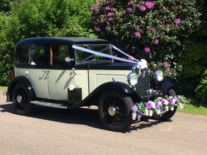 1934 Love Vintage - The little wedding car Co