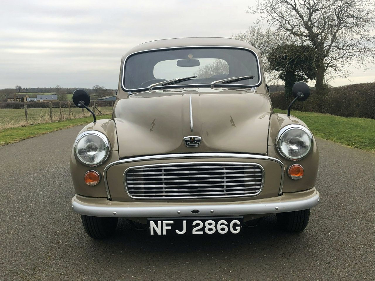 1969 Austin 8cwt Pick Up 1098cc SOLD (picture 2 of 6)