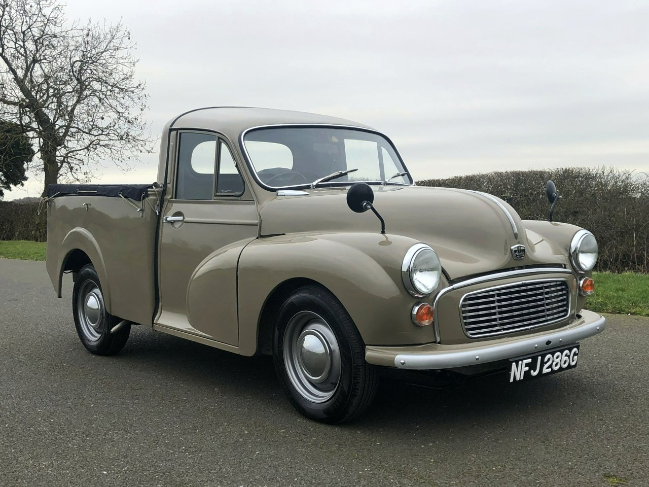 1969 Austin 8cwt Pick Up 1098cc SOLD (picture 3 of 6)