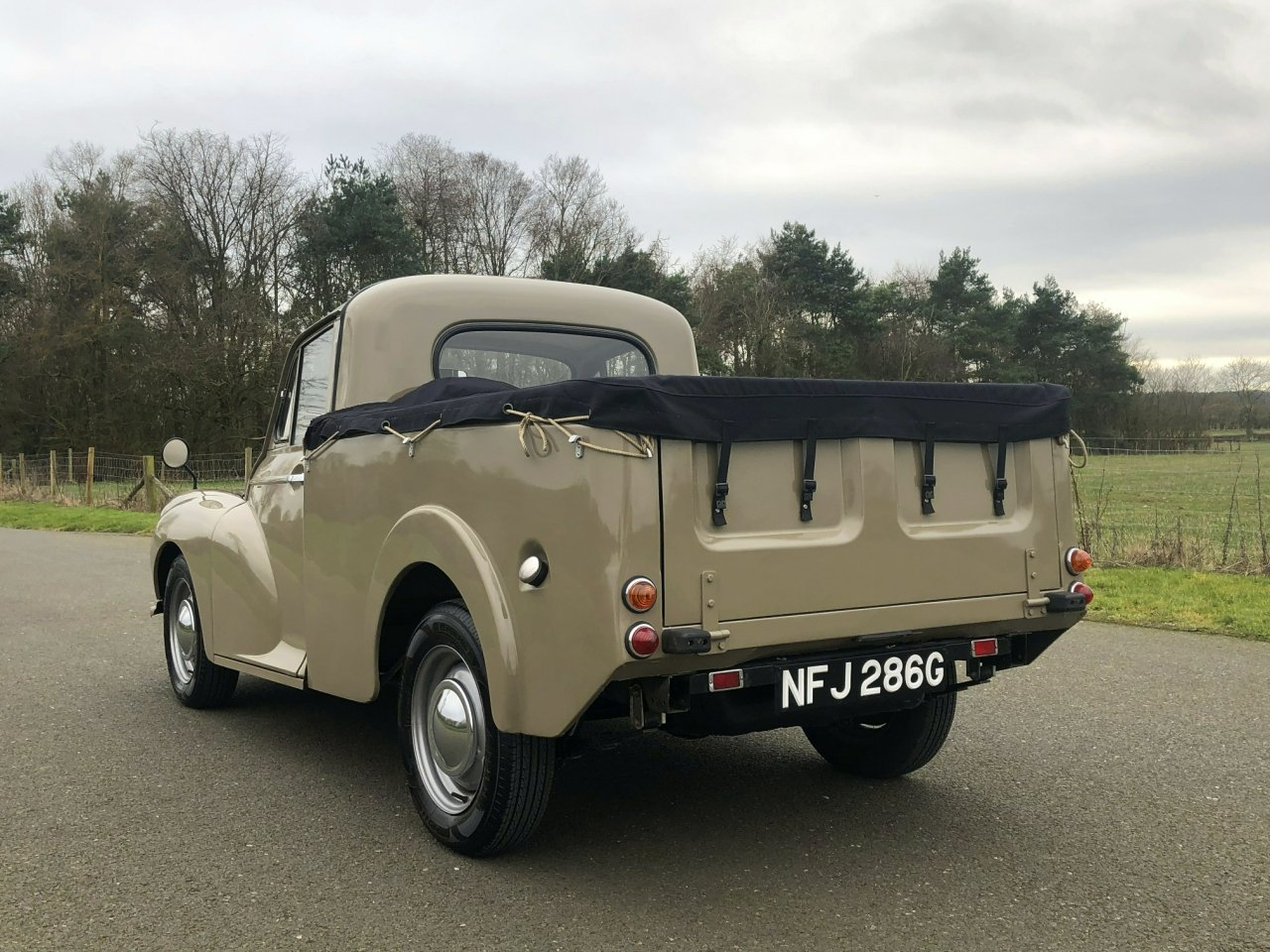 1969 Austin 8cwt Pick Up 1098cc SOLD (picture 4 of 6)