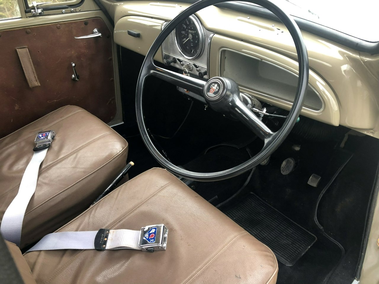 1969 Austin 8cwt Pick Up 1098cc SOLD (picture 5 of 6)