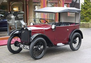 Austin 7 Chummy 1926 For Sale