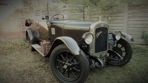 1928 Austin 12-4 Clifton Tourer VGC