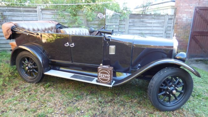 1928 Austin 12-4 Clifton Tourer VGC For Sale (picture 1 of 6)