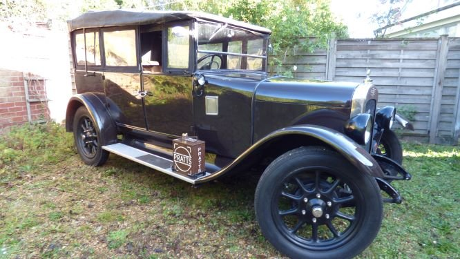 1928 Austin 12-4 Clifton Tourer VGC For Sale (picture 4 of 6)