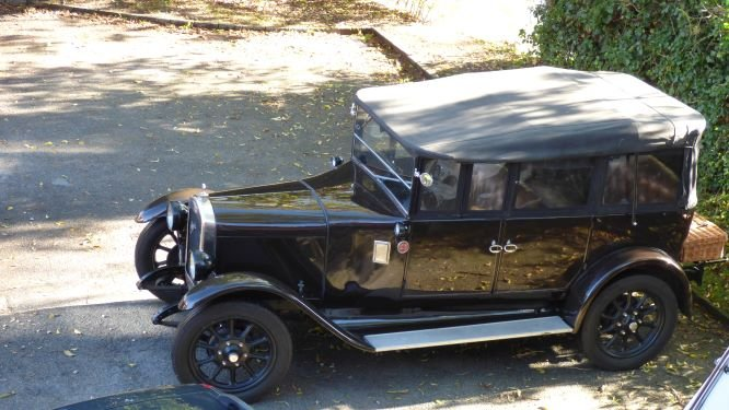 1928 Austin 12-4 Clifton Tourer VGC For Sale (picture 5 of 6)