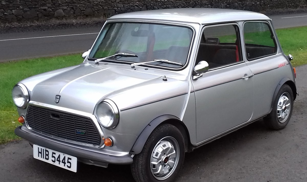1984 Fully restored special edition Mini 25 For Sale (picture 1 of 6)