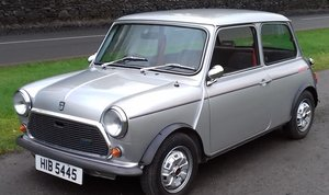 1984 Fully restored special edition Mini 25 For Sale