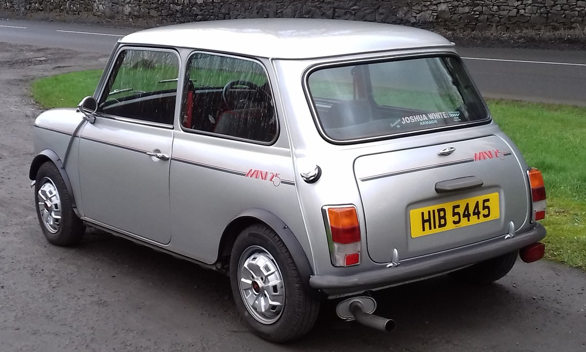 1984 Fully restored special edition Mini 25 For Sale (picture 3 of 6)